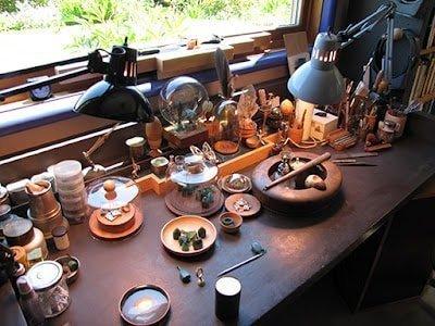 GRBdesk | GRB Bells | Traditional Lost Wax Casting Method